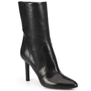 TAMARA MELLON mid calf boots -LIKE NEW